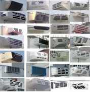 冰熊牌冷藏车(BXL5049XLC)产品结构和技术发展趋势