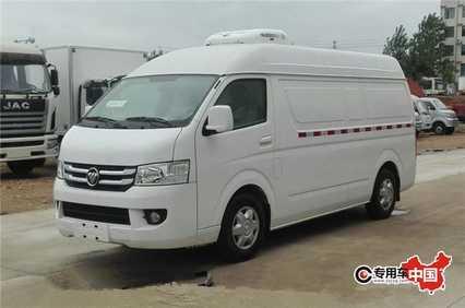 福田G7商务药品冷藏车