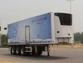 冷藏半挂车(AKL9402XLCA)最新价格和配置参数说明解