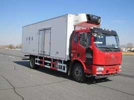 解放牌冷藏车(CA5160XLCP62K1L5A2E5)厂家直销!
