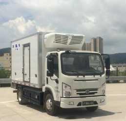 比亚迪牌纯电动冷藏车(BYD5070XLCBEV)产品细节及车