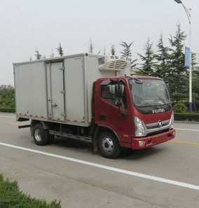 福田牌冷藏车(BJ5048XLC-FA)的特点