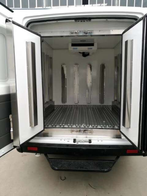 疫苗冷藏运输车面包式冷藏车依维柯面包式冷藏