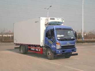 品质最优的解放牌冷藏车(CA5169XLCPK15L2NE5A80)