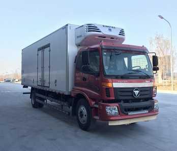 福田牌冷藏车(BJ5169XLC-A2)参数配置图片