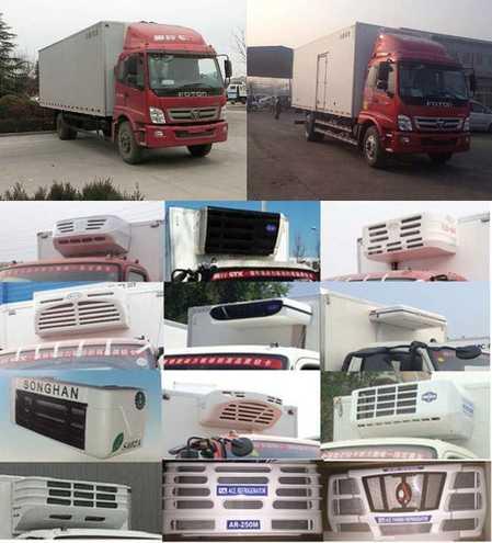 福田牌冷藏车(BJ5149XLC-FA)产品结构和技术发展趋势