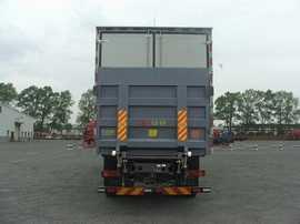 解放牌冷藏车(CA5310XLCP66K2L7T4E4)产品细节及车型解