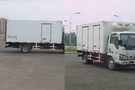 凌宇牌冷藏车(CLY5040XLC)参数配置图片