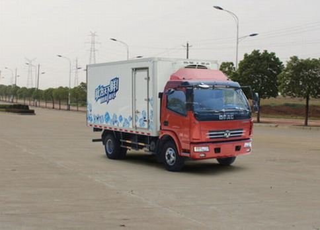 东风牌冷藏车(EQ5080XLC8BD2AC)产品结构和技术发展趋