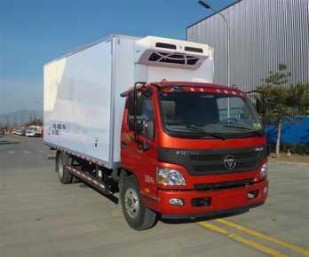 福田牌冷藏车(BJ5109XLC-A2)的特点