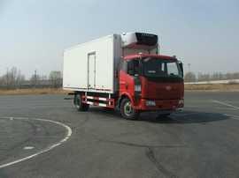 解放牌冷藏车(CA5160XLCP62K1L3E4)车厢工艺结构是什么