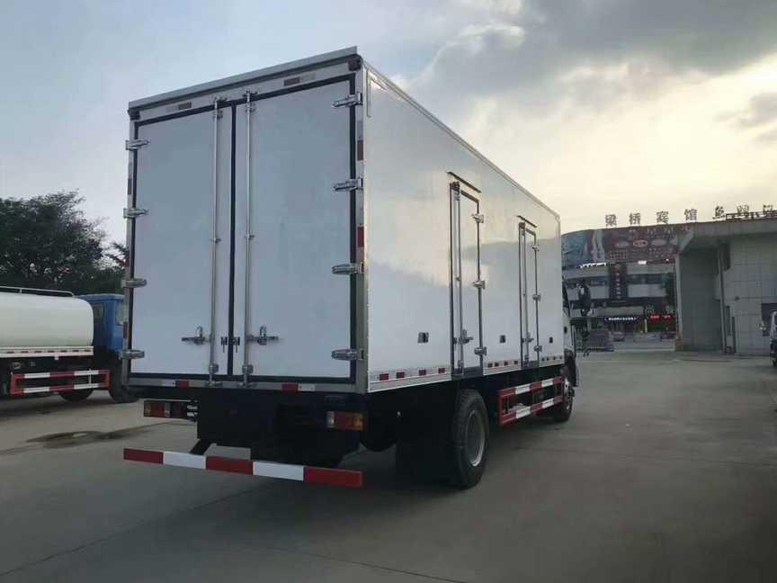 冷藏车价格_福田瑞沃冷藏车多少钱?