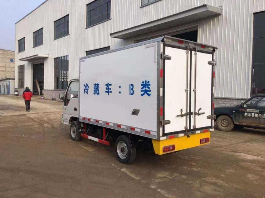江淮小型冷藏车价格冷藏保温车厂家直销