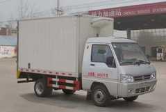 程力威牌冷藏车(CLW5030XL冷藏车)的特点