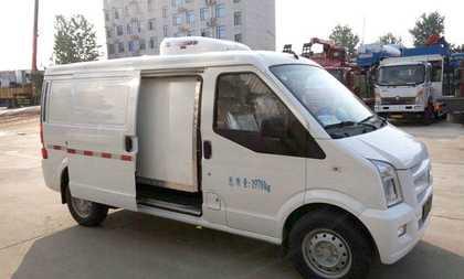 小型冷藏车价格因雨季导致价格调整