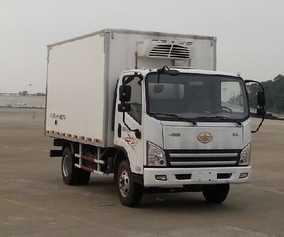 解放牌冷藏车(CA5041XLCP40K17L1E5A85)的特点