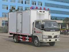 程力威牌冷藏车(CLW5040XL冷藏车)的特点