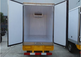 云南冷藏车报价--东风小多利卡冷藏车配置