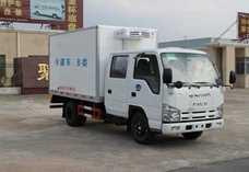 为您介绍热销车型程力威牌(CLW5043XLCQ5)冷藏车的工