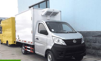 长安2.7米小型冷藏车低价出售5.5万元