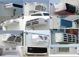 东风牌冷藏车(EQ5090XLC8BDDAC)产品结构和技术发展趋