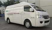 为您介绍热销车型福田牌冷藏车(BJ5039XLC-E2)的工作