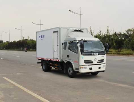 东风牌冷藏车(EQ5090XLCL8BDCAC)产品细节及车型解读