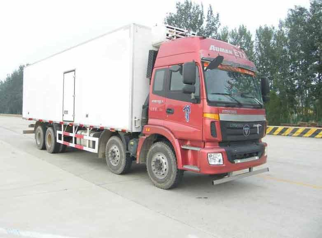 欧曼牌冷藏车(BJ5313XLC-XB)的特点