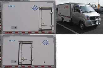 购买纯电动冷藏车及保温车必知道的常识