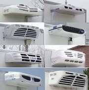冷藏车冷藏效果好不好,选对冷藏机组很重要!
