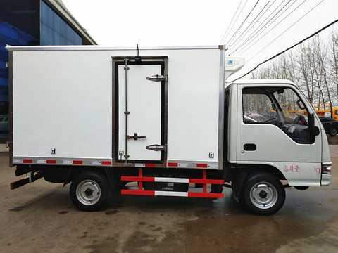 江淮康铃冷藏车(3.1米)