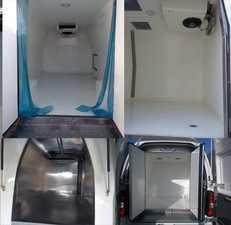 佰斯威牌冷藏车有什么用途?