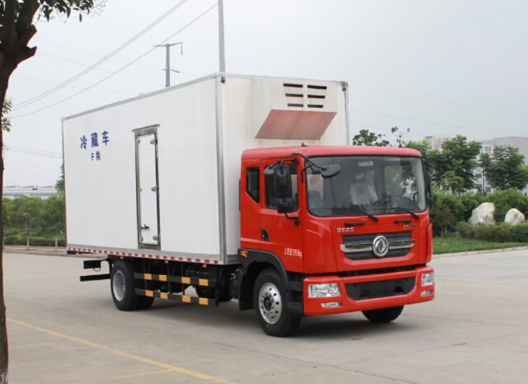 东风牌冷藏车(EQ5162XLCL9BDGAC)的特点