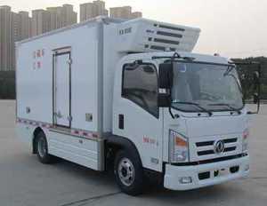 夏日炎炎,东风牌纯电动冷藏车(EQ5071XLCTBEV)为您带