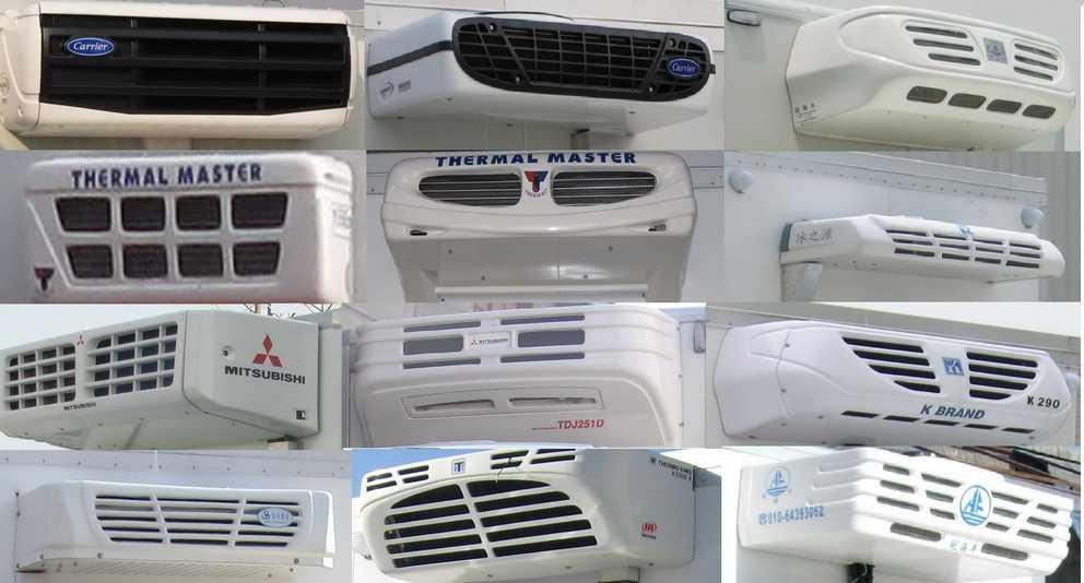 欧曼牌冷藏车(BJ5252XLC-AB)参数配置图片