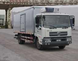 风华牌冷藏车(FH5100XLCBX7)产品结构和技术发展趋势