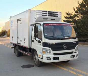 品质最优的福田牌冷藏车(BJ5049XLC-A3)