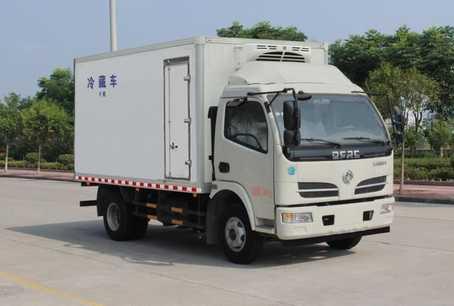 东风牌冷藏车(EQ5090XLC8BDCAC)参数配置图片