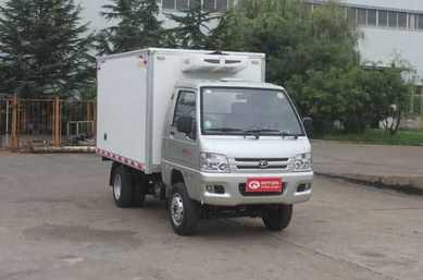 论不同类型冷藏车出售价格及配置对比用电的冷