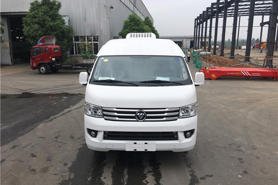 福田G9面包冷藏车7.3立方(汽油)