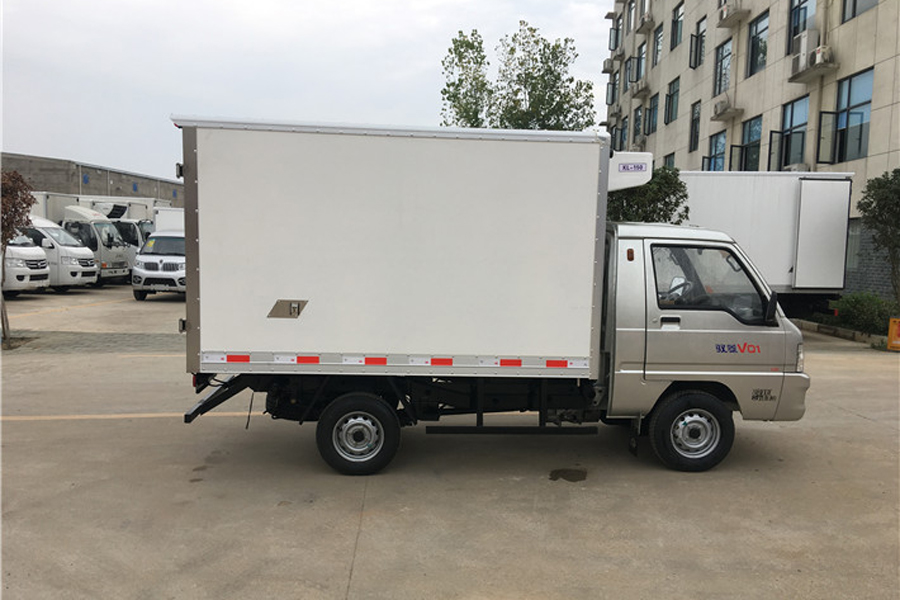 福田驭菱冷藏车2.6米