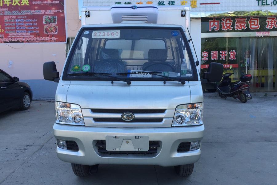 福田后双轮冷藏车2.9米