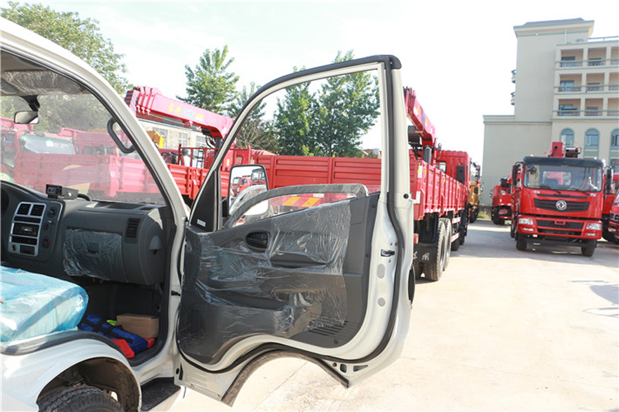 福田康瑞KQ1冷藏车3.5米(柴油)
