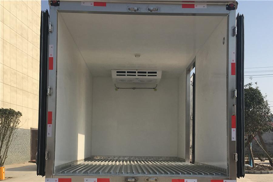 解放冷藏车5.2米