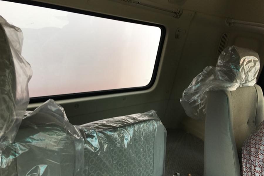 东风天锦冷藏车6.1米