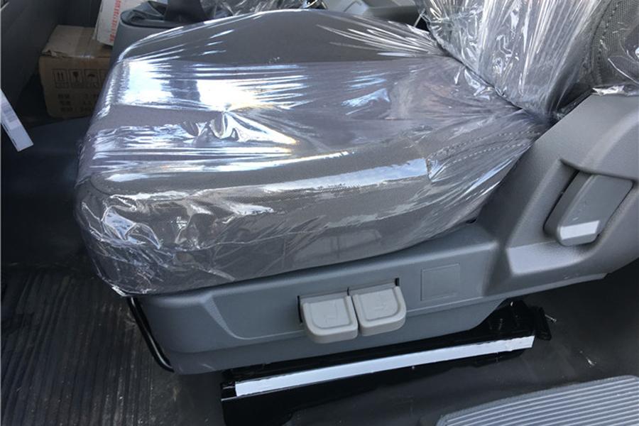 江淮格尔发冷藏车7.6米