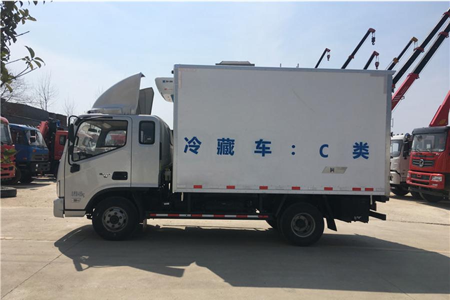 福田欧马可S3冷藏车4.2米