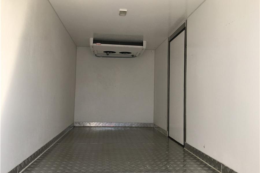 江铃顺达冷藏车4.2米