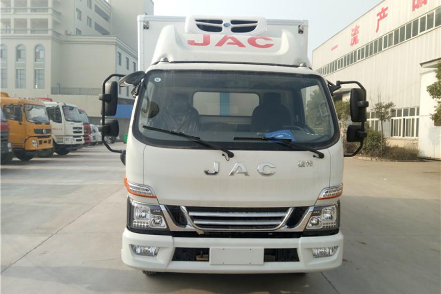 江淮骏铃V6冷藏车4.2米