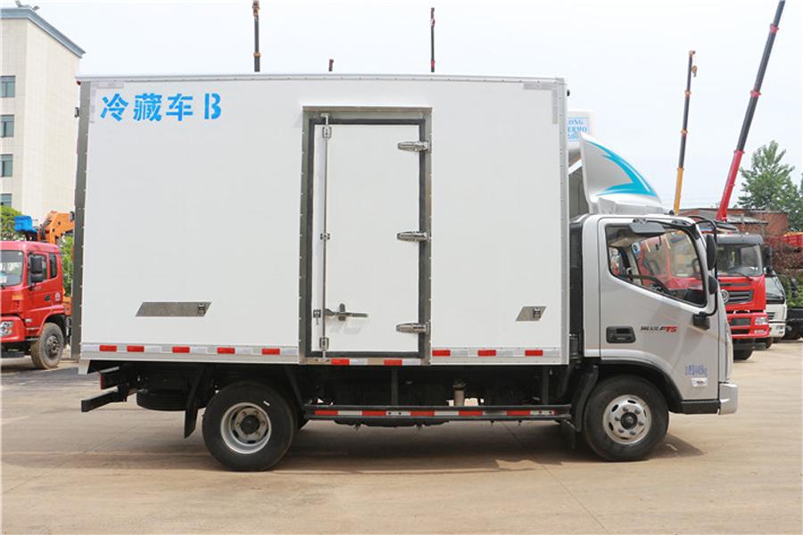福田奥铃CTS冷藏车3.7/4.2米